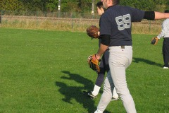 Entraînement Softball mixte 2006