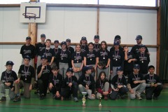 Finale Indoor cadet 2005