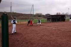 Softball Dragons vs valenciennes 2015